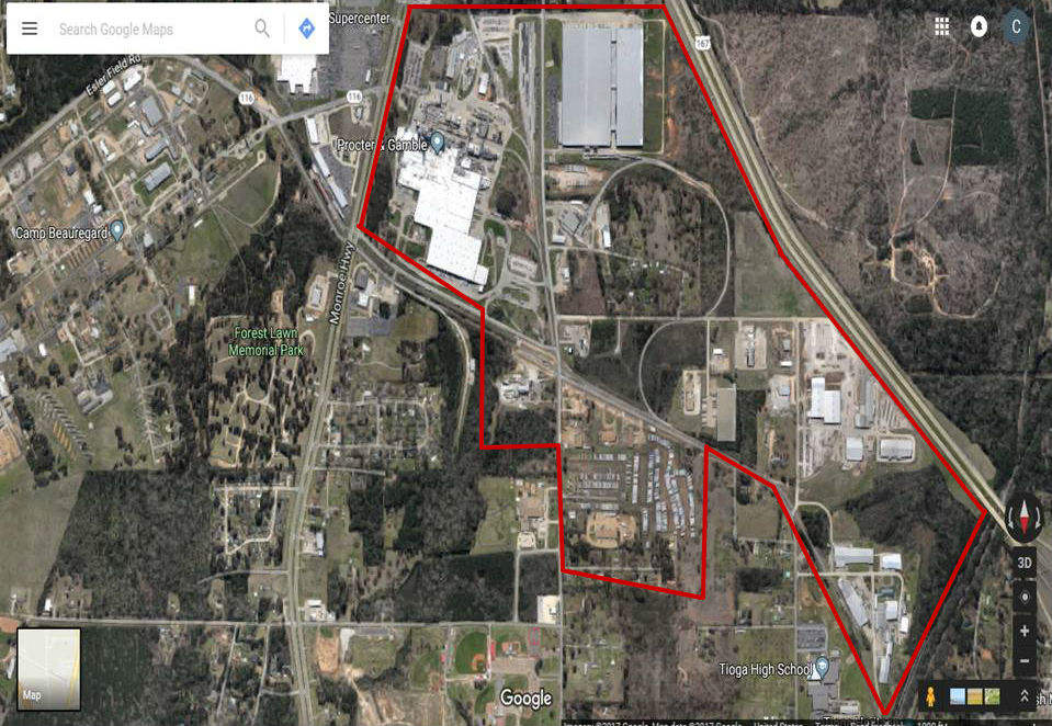 Caughlin Industrial Park