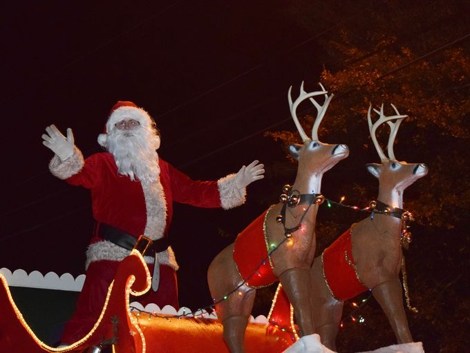 Pineville Christmas Parade 2020 Pineville, LA / Christmas Events