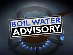 Active Boil Water Advisory