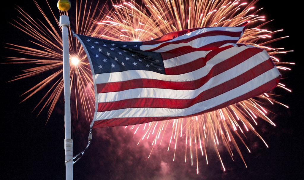 Photo: Fireworks Over Buhlow