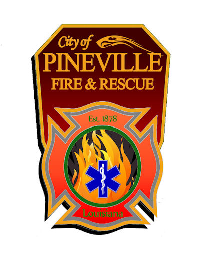 Photo: Pineville Firefighters Head to Florida to Assist Hurricane Recovery Efforts
